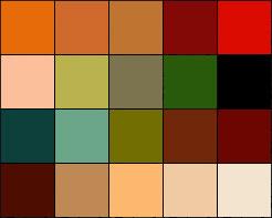 Farbberatung Herbsttyp