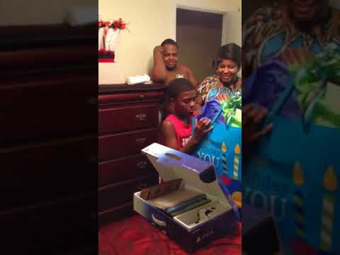 One of the Best Reaction of Kid | PS4 Gift