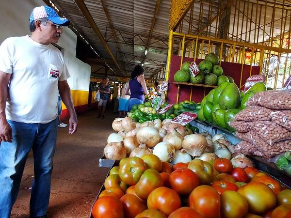 La iniciativa favorecerá la presencia de una mayor cantidad y variedad de productos agropecuarios. Foto: Abel Rojas