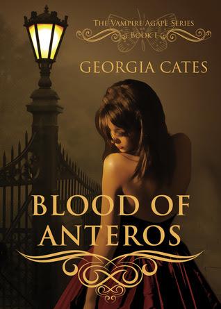 Blood of Anteros (The Vampire Agápe Series, #1)