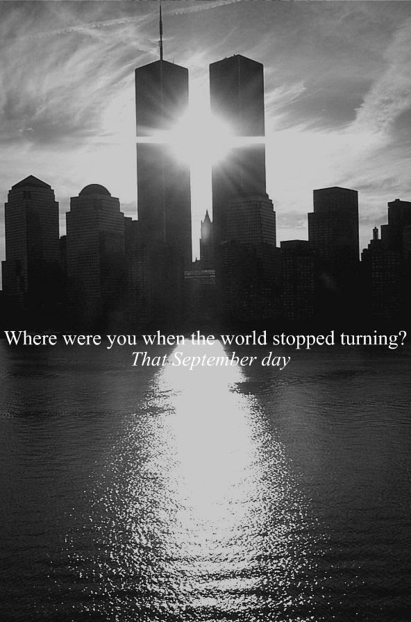 """Where Were You When The World Stopped Turning"" - Alan Jackson"
