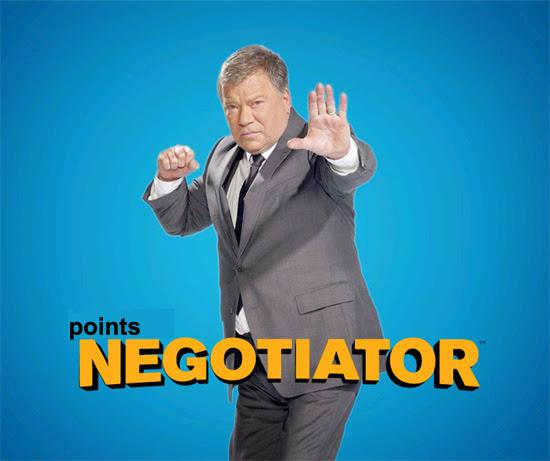 points negotiator