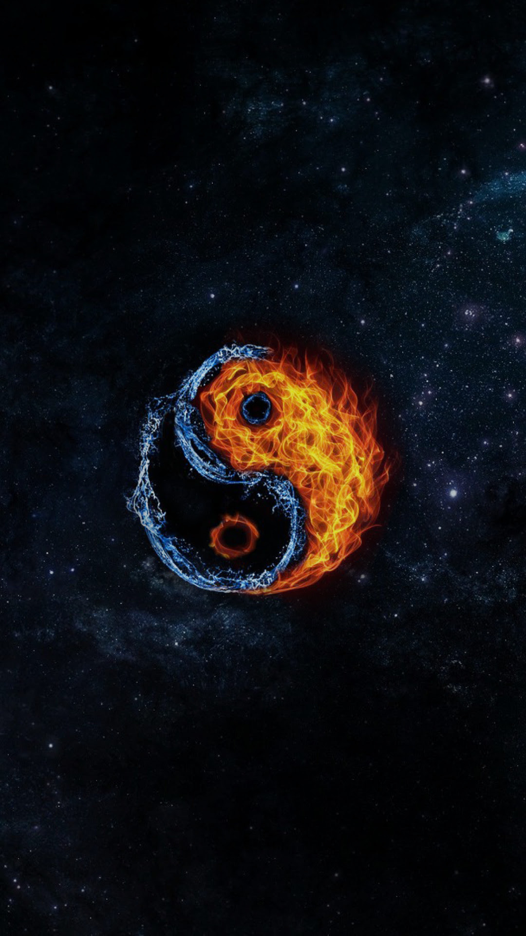 Ying and Yang Wallpaper 69+ images