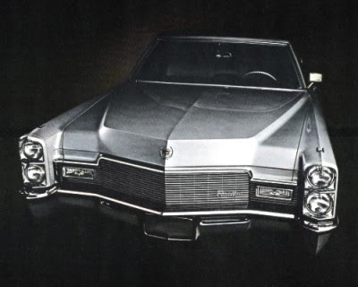 1968 Cadillac Production Numbers Specifications