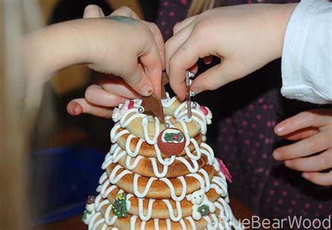 The Perfect Wheat Free Festive Cake   Christmas Kransekake