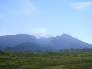 Gunung Halimun, Jawa Barat