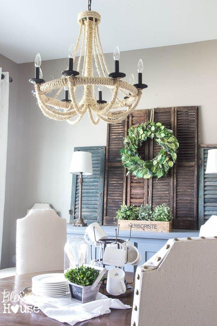 18 Inexpensive DIY Wall Decor Ideas - Bless'er House