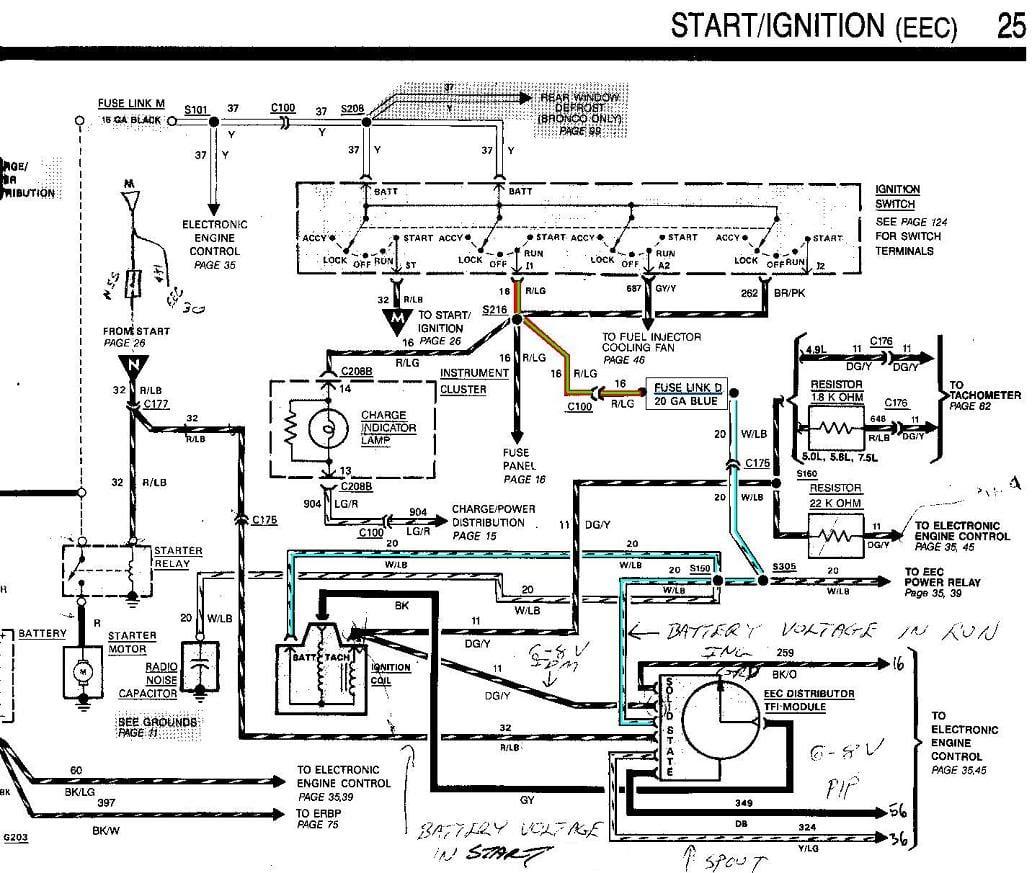Diagram 94 F150 Distributor Wiring Diagram Full Version Hd Quality Wiring Diagram Flashdiagram Biorygen It