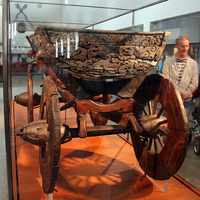 IMG_2608 Viking Museum cart