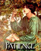 Patience, by Gilbert and Sullivan