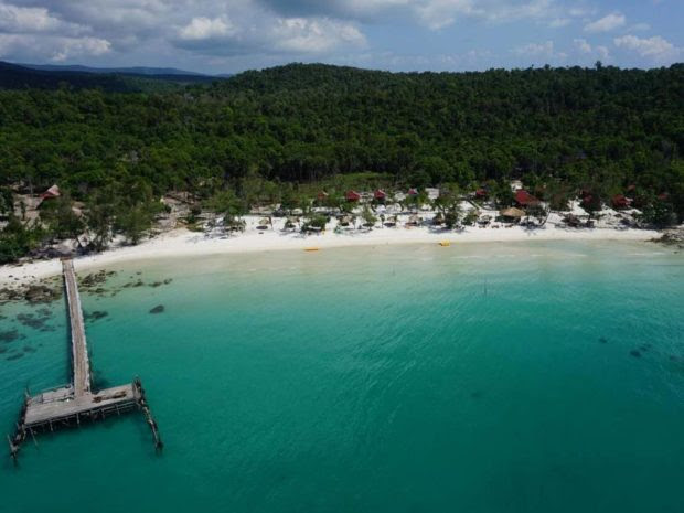 Best Sites To Visit In Koh Rong Island