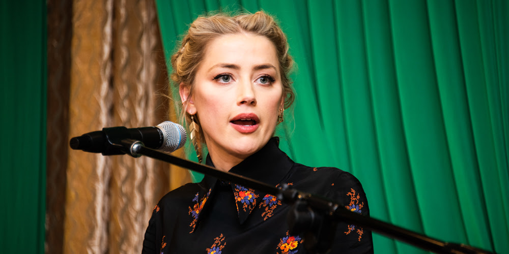 After the defamation lawsuit was filed, I think Amber Heard seems to be up to some PR tricks