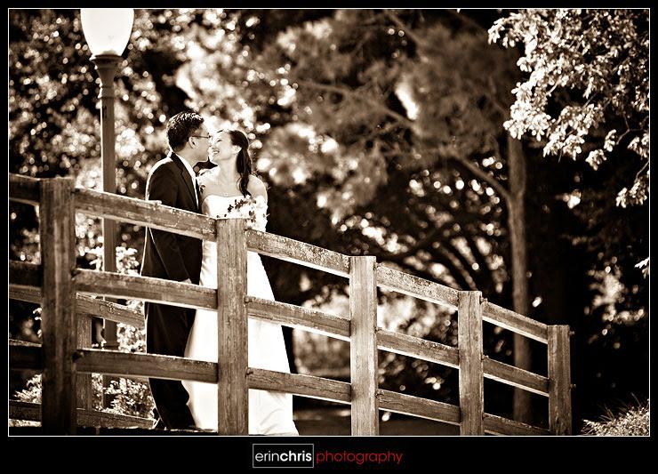 Wedding photos at the Winter Park Civic Center