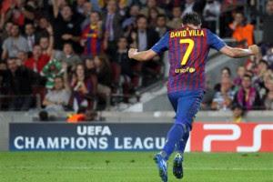Мадридская пресса уже не видит Вилью в Барселоне