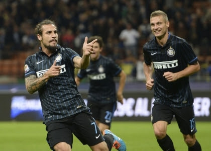 Osvaldo inter Europa League