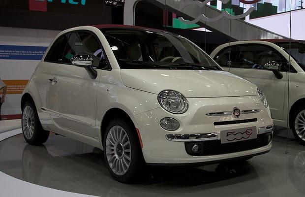 Fiat 500 Cabrio (Foto: Autoesporte)