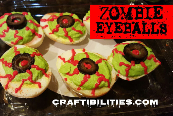 Image result for zombie party food