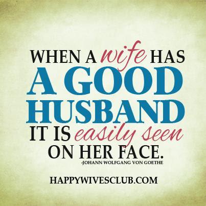 A Good Husband Happy Wives Club