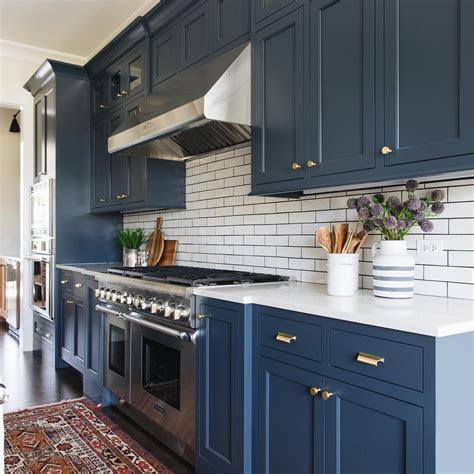 benjamin moore newburyport blue cabinets  images
