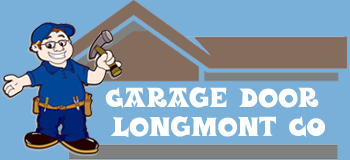 Garage Door Longmont CO Logo