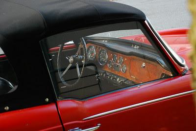Love the banjo steering wheel