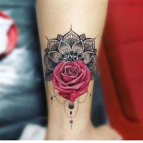 einzigartige rose tattoo ideen chicbetter inspiration