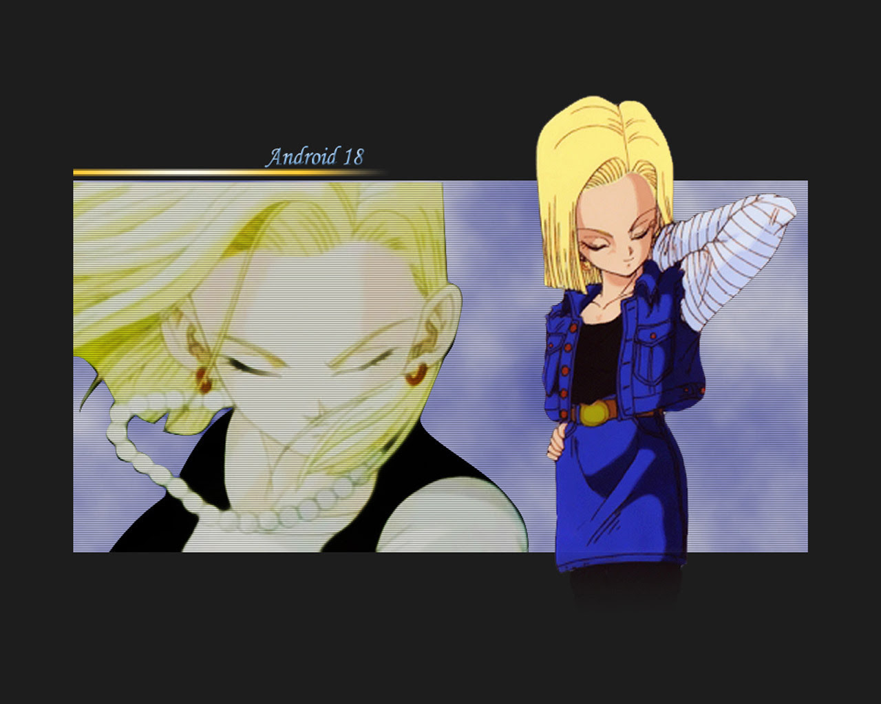 Android 18 Wallpapers Mujeres De Dragon Ball Fondo De Pantalla