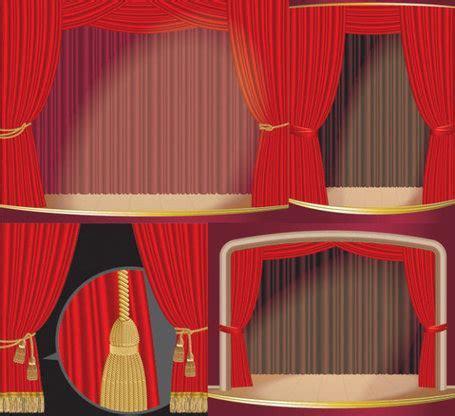 Curtain Call Clip Art, Vector Curtain Call