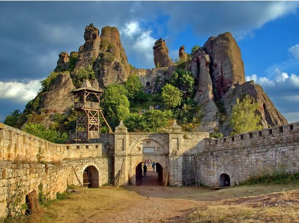 La fortezza Belogradchik