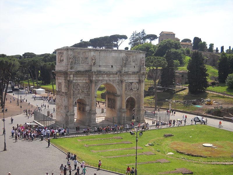 File: Arco di Costantino a Rome.jpg