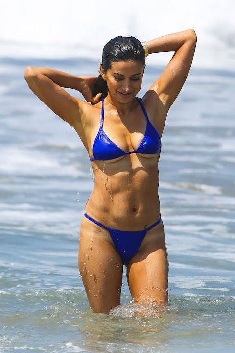 Noureen Dewulf Bikini Hot Photos/Pics | #1 (18+) Galleries