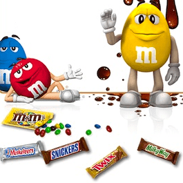 Mars Sweepstakes Mars Chocolate Instant Win Game: Over 230,000 Prizes Including FREE Candy, Gift Cards + More!