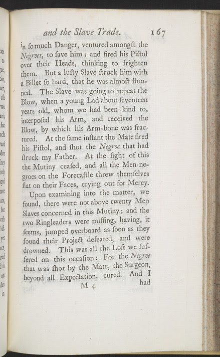 A New Account Of Some Parts Of Guinea & The Slave Trade -Page 167