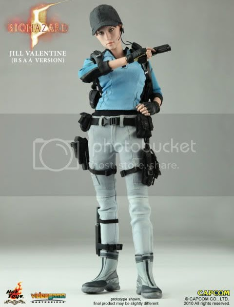 Toy Factor Hot Toys Resident Evil 5 Jill Valentine B S A A