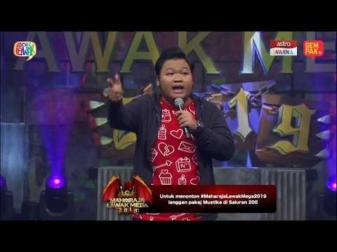 Maharaja Lawak Mega 2019 - Rahmet minggu 6