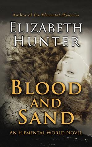 Blood and Sand (Elemental World, #2)