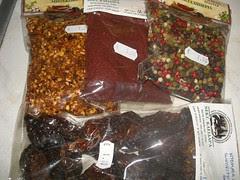 spices from agora hania chania