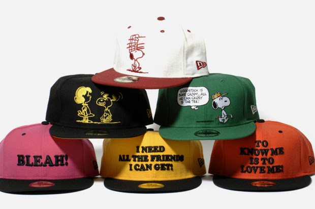peanuts new era japan caps collection 1 Peanuts x New Era Japan Cap Collection