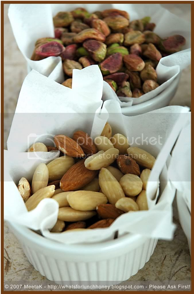 Nuts Almonds 01 by MeetaK
