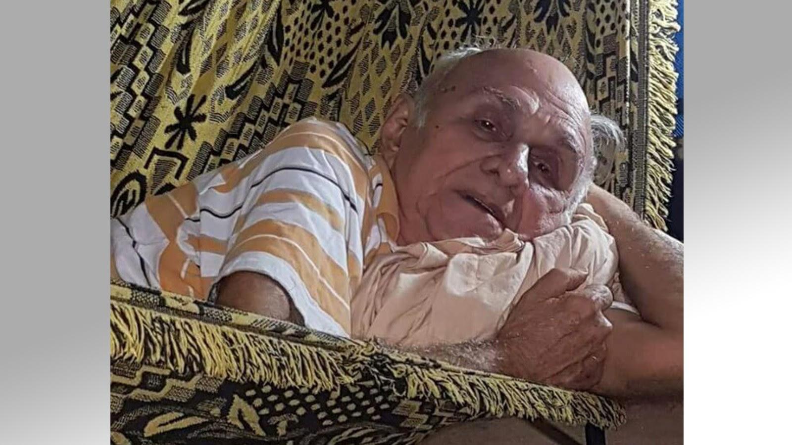 Ronaldo Campos estava internado e faleceu na madrugada desta quinta-feira  (Foto: Juscelino Campos/Arquivo pessoal)