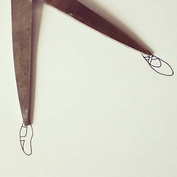 Δίνοντας ζωή σε καθημερινά αντικείμενα με ένα στυλό (18)