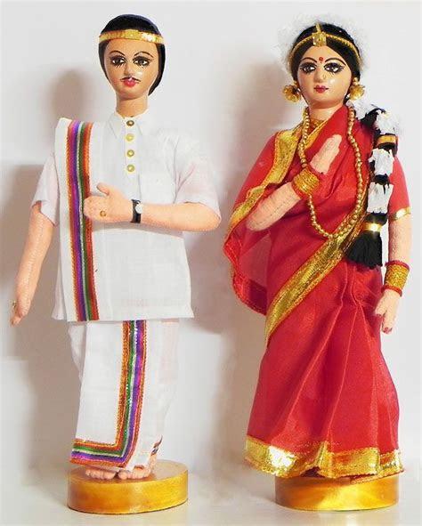 andhra bridal dolls