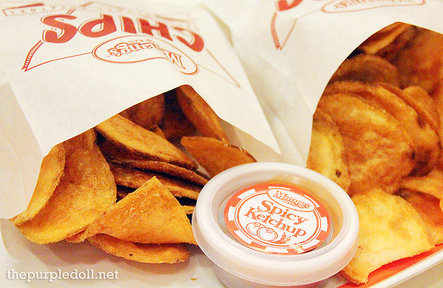 Chips and Dips Spicy Ketchup Dip P12