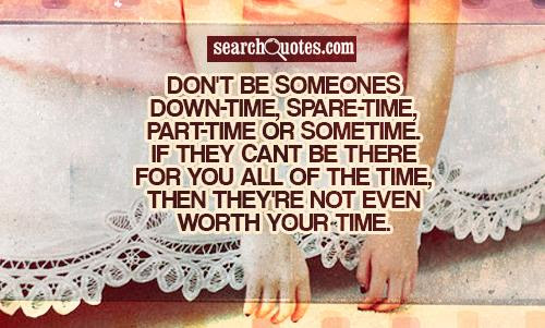 Part Time Friends Quotes Quotations Sayings 2019