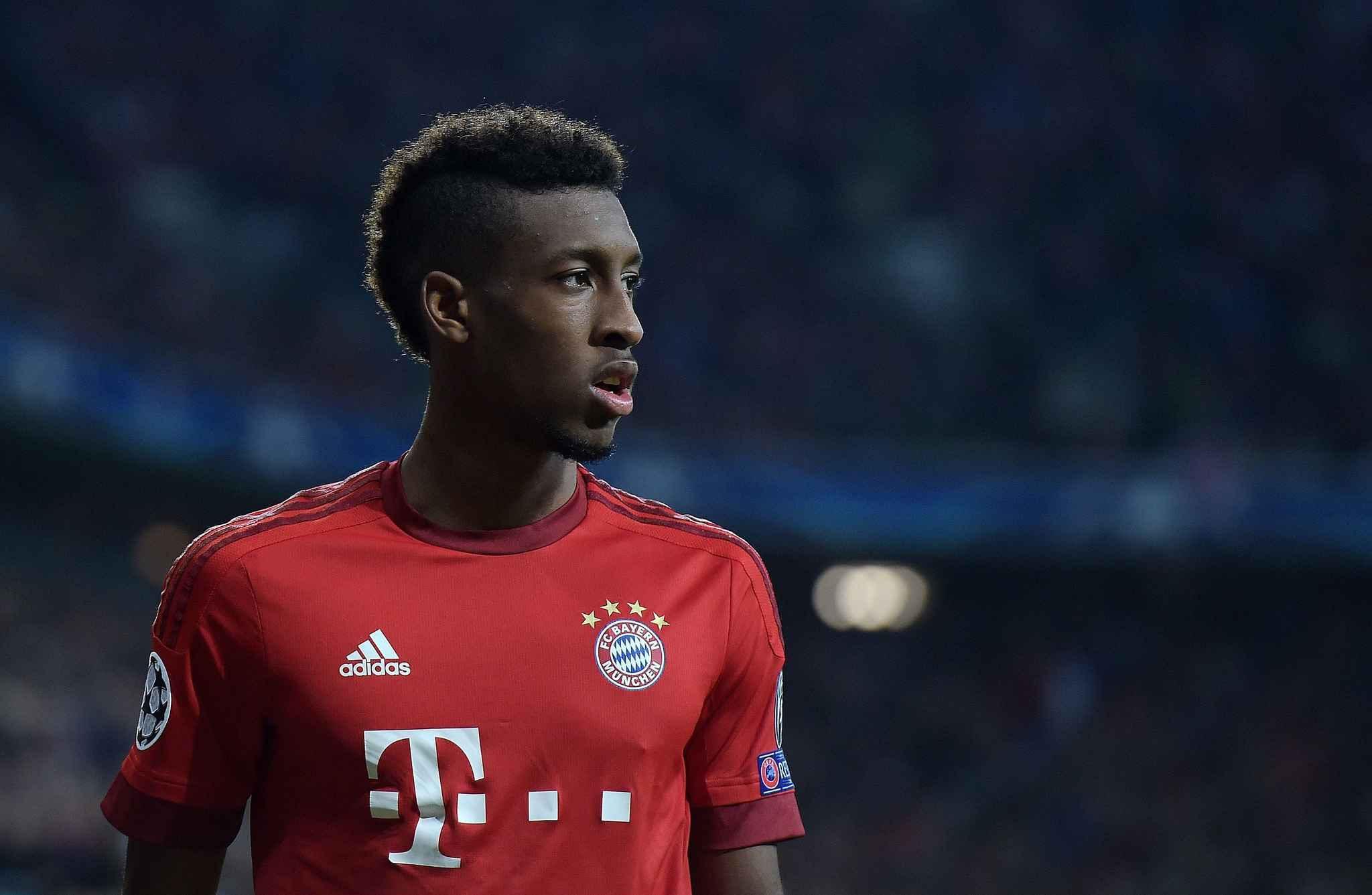 Kingsley Coman Bayern München Bundesliga