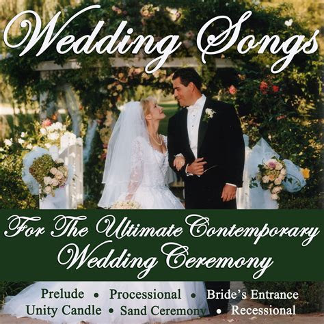 Pin by Wedding Music Central on iTunes Wedding Music in