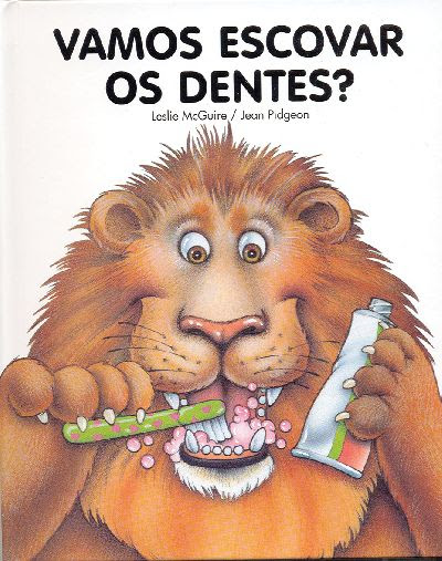 Vamos escovar os dentes?