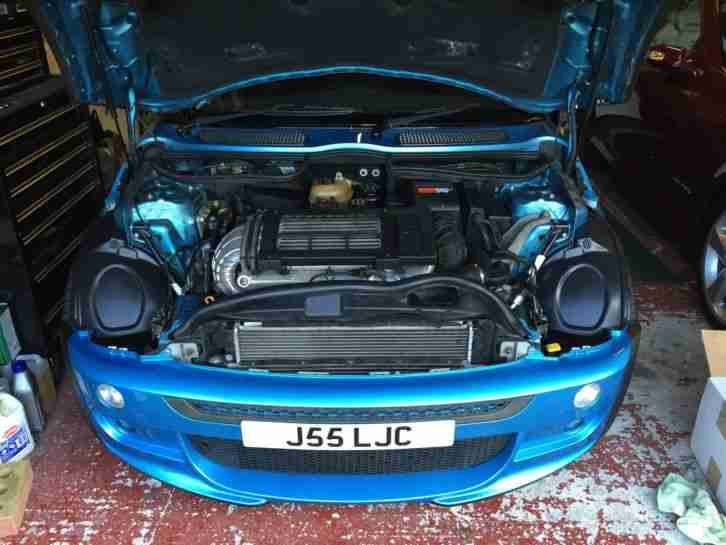 Mini Cooper S R53 (JCW, John cooper works, Modified, Fast