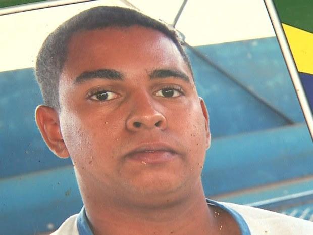 Anderson de Oliveira Santos morreu durante briga de trânsito em Viradouro, SP (Foto: Reprodução/EPTV)