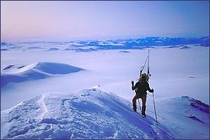 O fim do mundo é Alert Nunavut